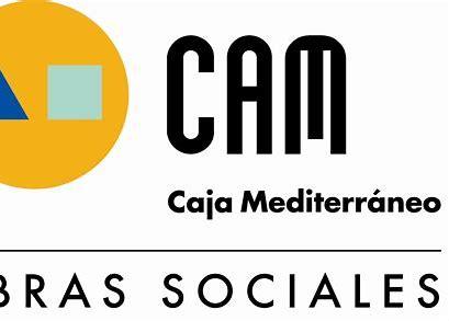 logo CAM (Caja de Ahorros del Mediterráneo)